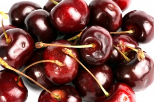cherries-on-white