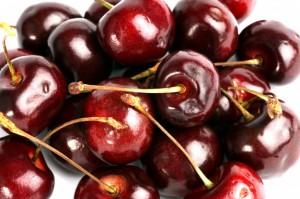 cherries-on-white
