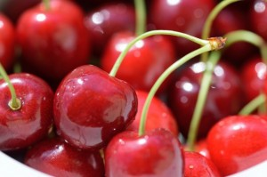 ripe-cherries